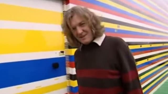 How to build a huge LEGO house – James May's Toy Stories