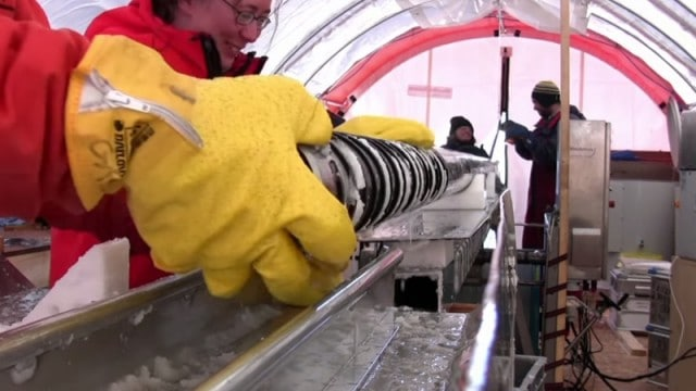 Ice Cores – Measuring Earth's atmosphere from 20,000 years ago