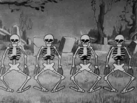 Silly Symphony: The Skeleton Dance (1929)