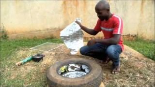 Cook food using the sun's heat – How to build a solar oven