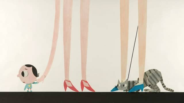 Les Talons Rouges (The Red Heels)