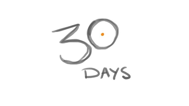 30 Days of animation