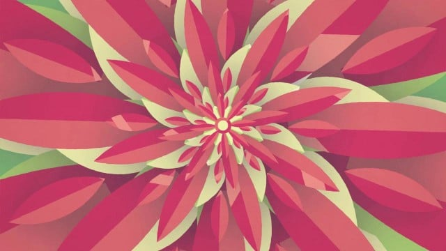 Richard Feynman – Ode To A Flower, Animated