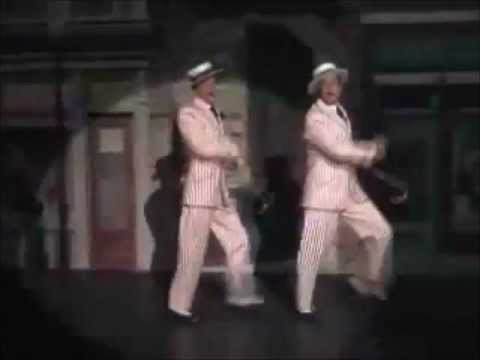 Gene Kelly and Frank Sinatra –Take Me Out to the Ball Game (1949)