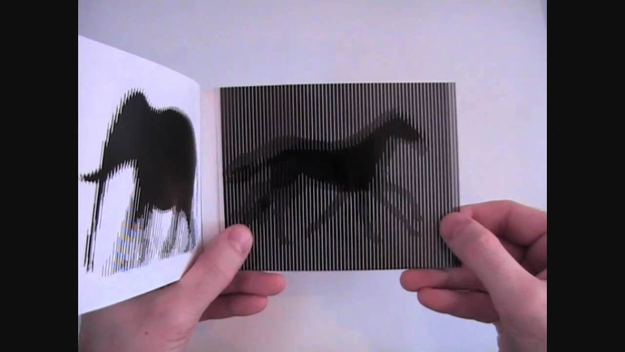 Magic Moving Images  Animated Optical Illusions