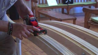 The 3rd annual World Maker Faire's Nerdy Derby