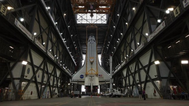 The Space Shuttle Atlantis: The Last Roll-Out