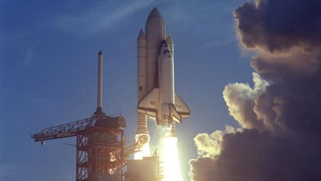 A Blast From The Past: Shuttle Through The Decades