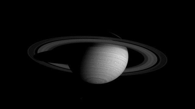 Outer Space: sequences from NASA's Cassini and Voyager missions