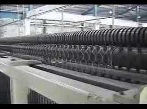 How chicken wire is made