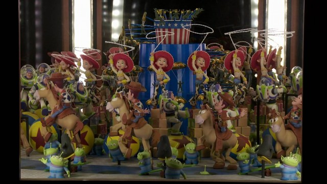 Pixar's Zoetrope and how animation works