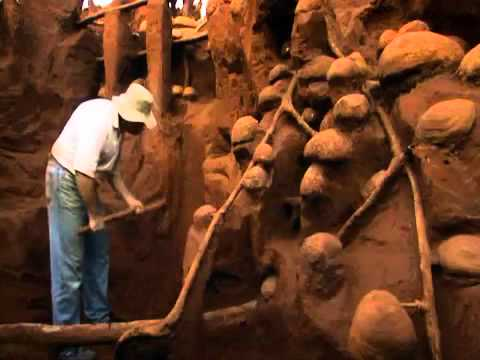 Ants: Nature's Secret Power – Excavating a giant ant hill