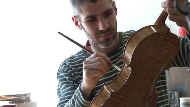 The Sound of Wood: From sapling to violin