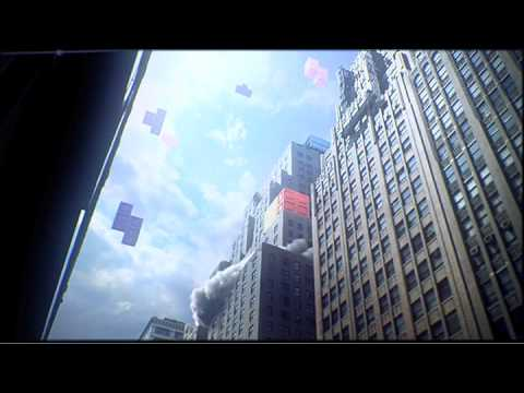 PIXELS: Video game characters invade New York City (original short)
