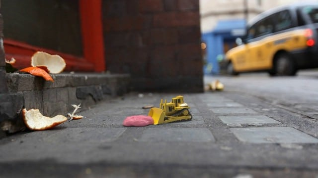 Tiny Worlds: Cleaning London's Streets