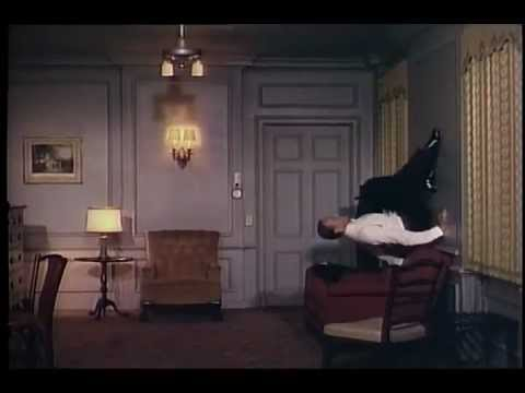 Fred Astaire's famous dance scene in Royal Wedding (1951)