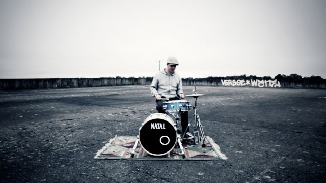 The Wikidrummer: No artificial reverb added