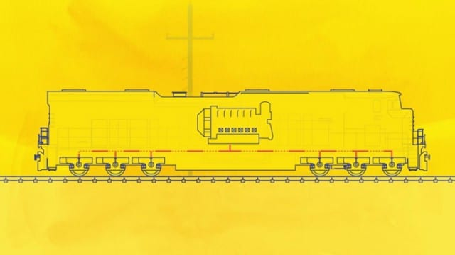 How Locomotives & Jet Engines work: Baratunde Thurston & GE