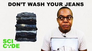 Don't Wash Your Jeans – Sci Code