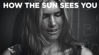 How the Sun Sees You: Revealing human skin in ultraviolet light