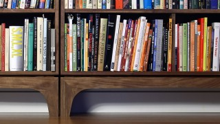 Making a Case for Books –Frank Howarth