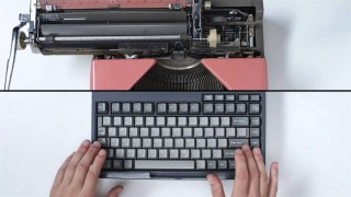 A Chorus of Keys – Beats with old keyboards & typewriters