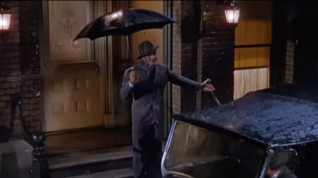 Singin' in the Rain (without singing) – Musicless Musicvideo