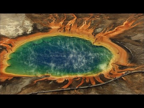 The Grand Prismatic Spring: One of Nature's Most Amazing Sights