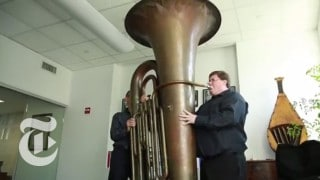 This may be The World's Largest Tuba