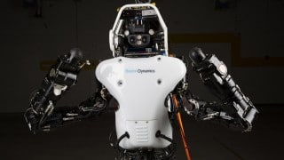ATLAS Unplugged: Boston Dynamics' battery-powered robot