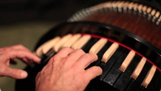 The Wheelharp & The Viola Organista