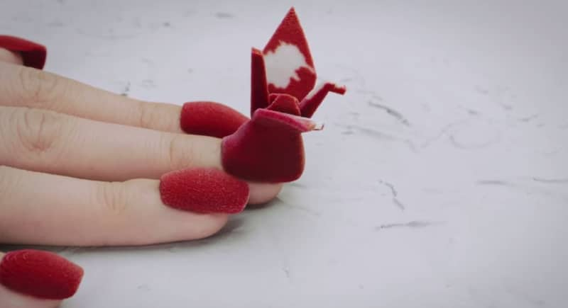 3D printed nail art animates with stop motion | The Kid Should See This