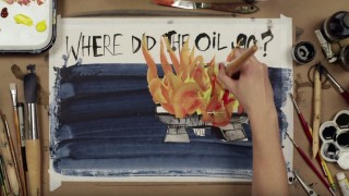 Deepwater Horizon oil spill – Where did the oil go?