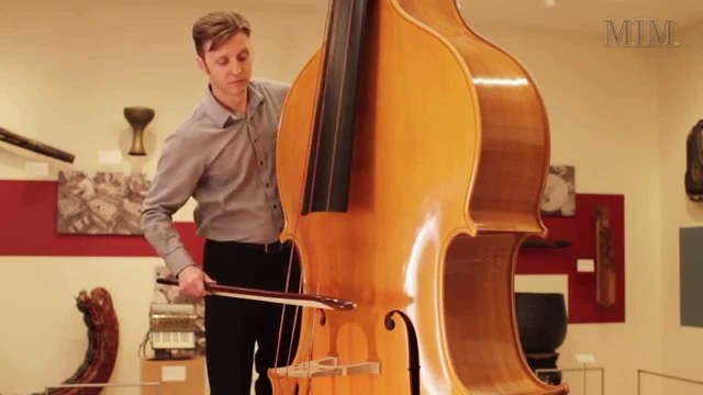 The Octobass – What does this huge instrument sound like?