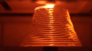 3D printing with 1900F molten glass – G3DP at MIT