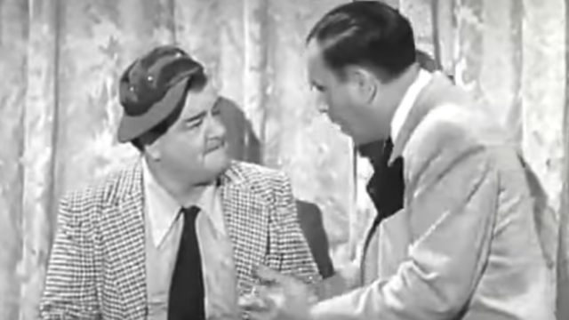 Who's on First –Abbott & Costello (1953)