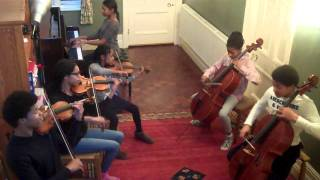 Vittorio Monti's Csárdás performed by The Kanneh-Mason Family