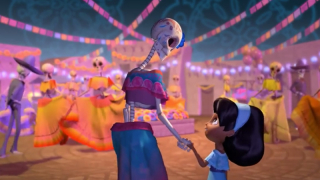 Dia de los Muertos – An animated journey to the land of the dead