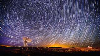 DISHDANCE, a time lapse forThe Skyglow Project