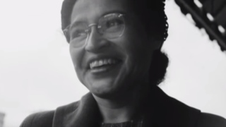 Rosa Parks, her story as a lifelong civil rights activist