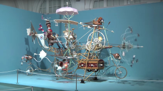 Rowland Emett's Marvelous Dream Machines