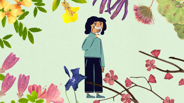 Why do some people have seasonal allergies?