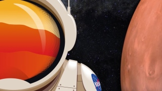 To Mars and Back In 150 Seconds