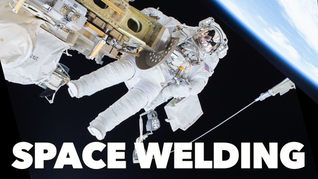 Welding in Space