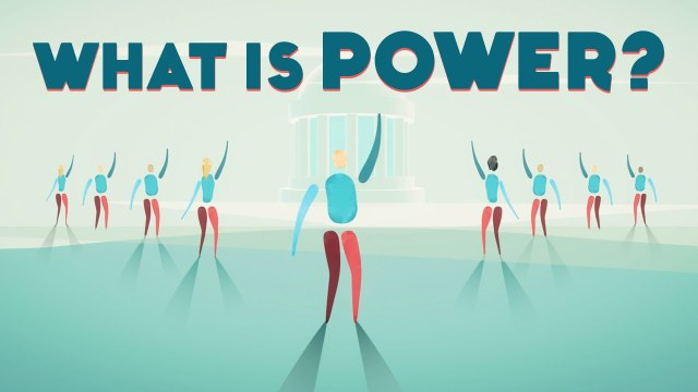 How to Understand Power –TED Ed