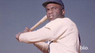 Jackie Robinson, baseball pioneer and American hero