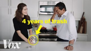 How to fit 4 years of trash into a mason jar, a zero waste experiment