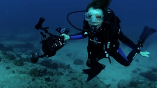 Dr. Sylvia Earle, world-renowned oceanographer and explorer