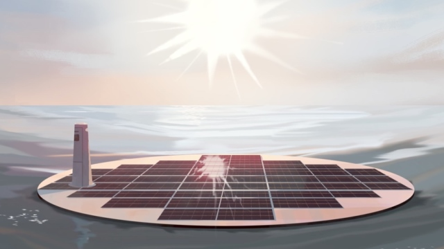 How do solar panels work?