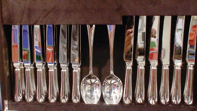 How knives, forks, and spoons are made